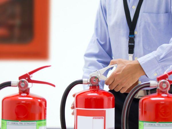 การตรวจระบบดับเพลิง และวิธีการทดสอบประสิทธิภาพของระบบดับเพลิง